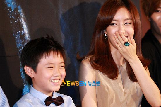 T-ara Hyomin Gisaeng Ryung press conference