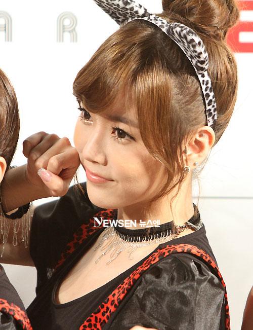 T-ara Japan showcase