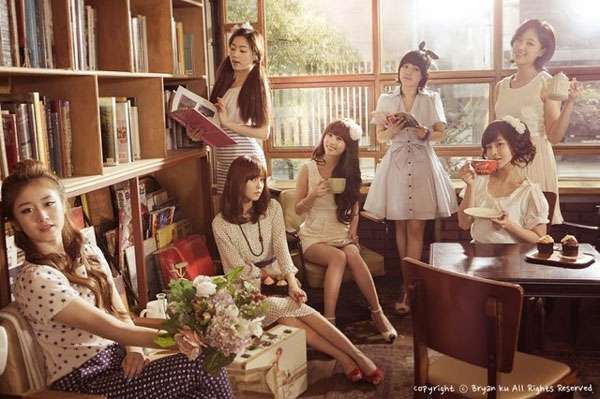 T-ara Page One Coffee