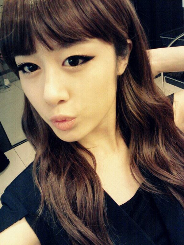 T-ara Jiyeon fun selca