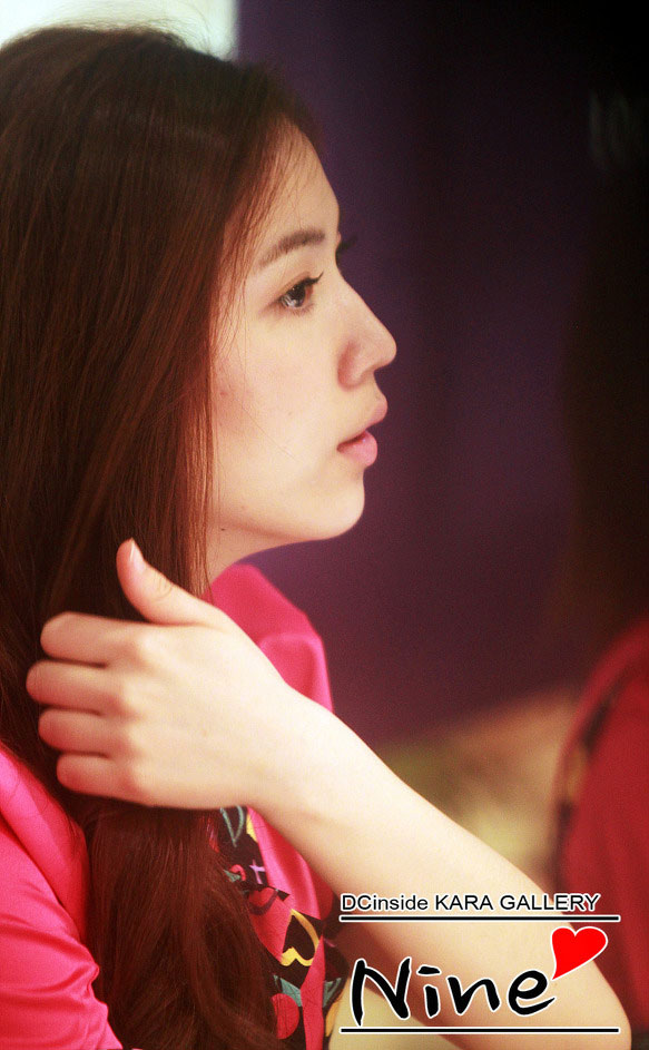 T-ara Hwayoung Look Optical fan photo