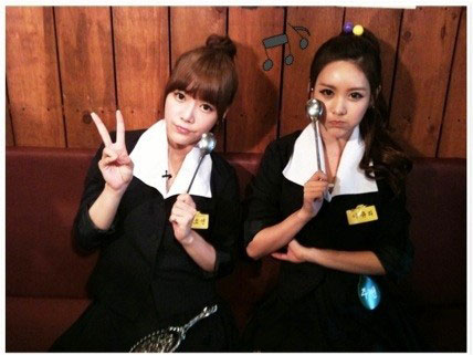 T-ra Soyeon and Qri want to eat