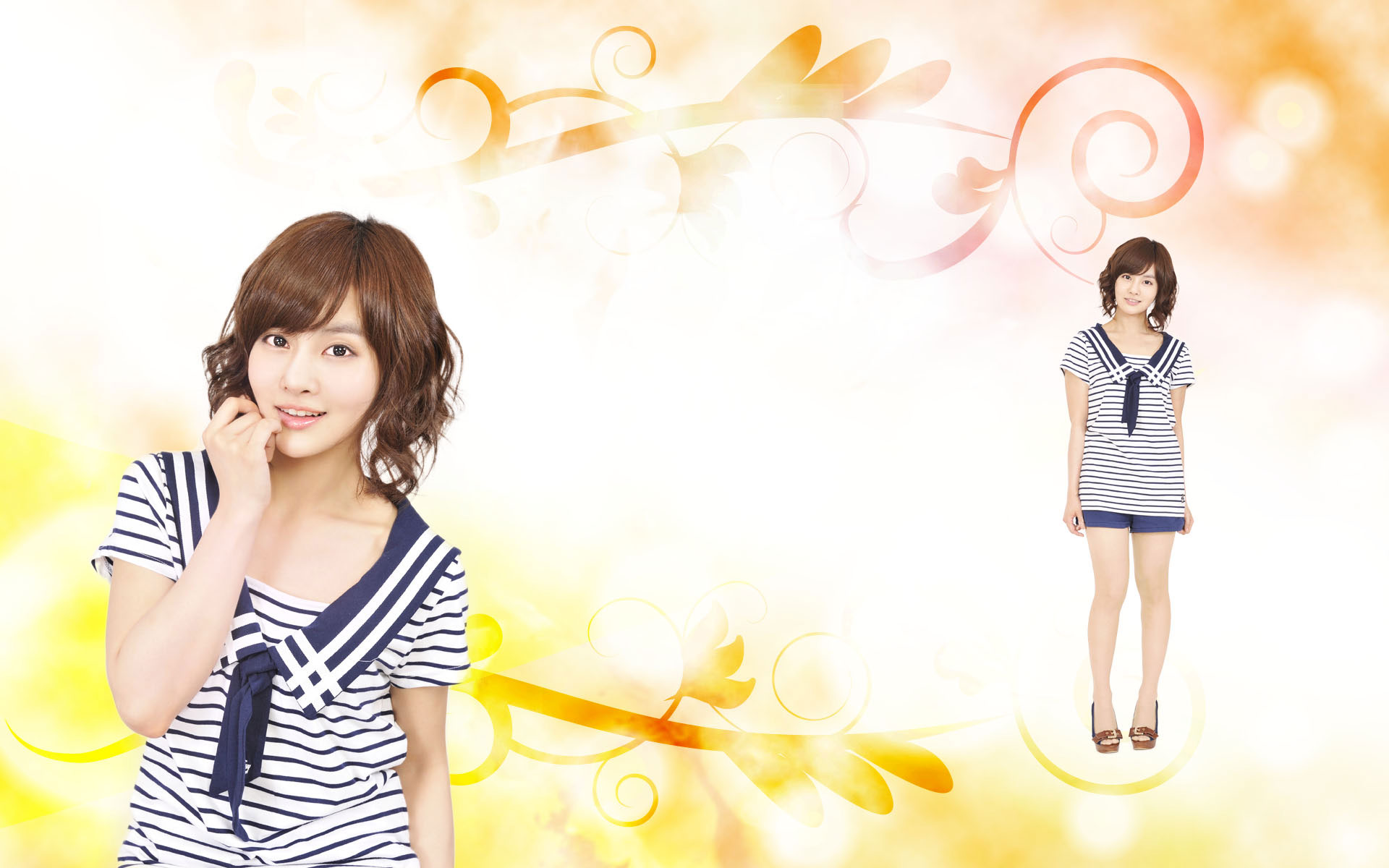T-ara Boram Bo Beep Bo Beep Japan wallpaper