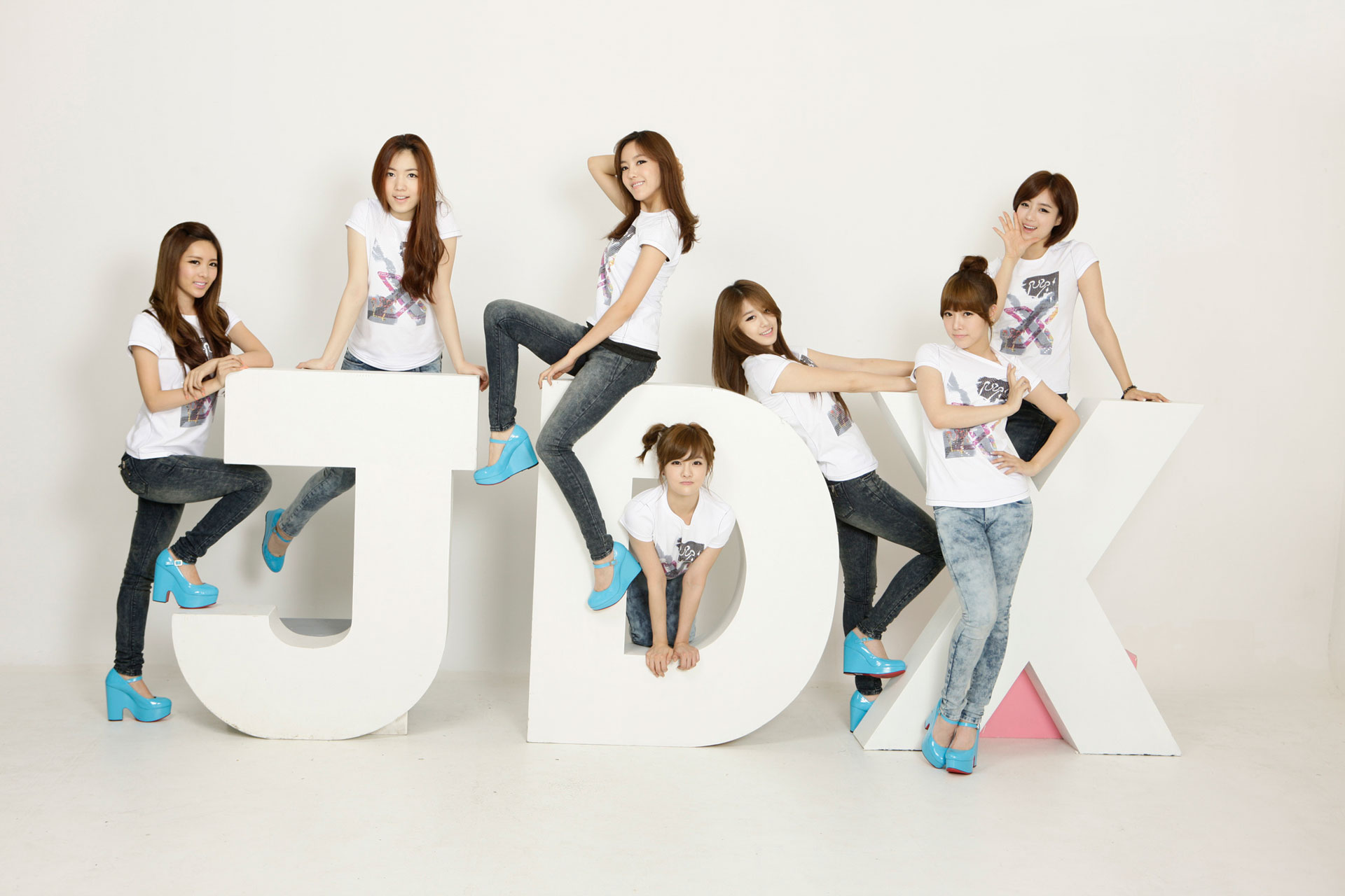 T-ara JDX Log-In