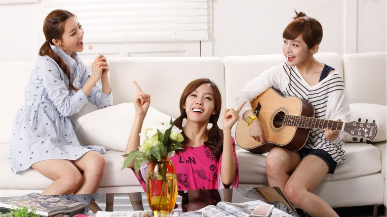 T-ara Korean Shin Ramyun