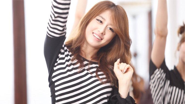 T-ara Jiyeon Shin Ramyun