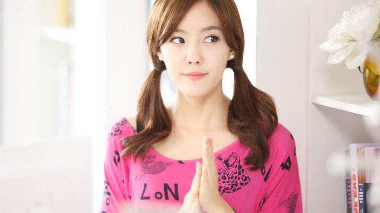 T-ara Hyomin Shin Ramyun