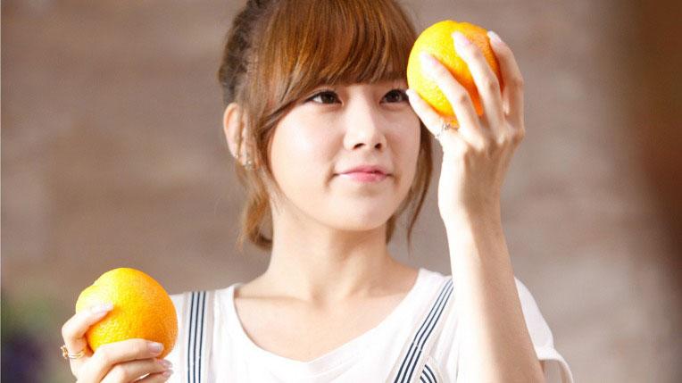 T-ara Soyeon Shin Ramyun