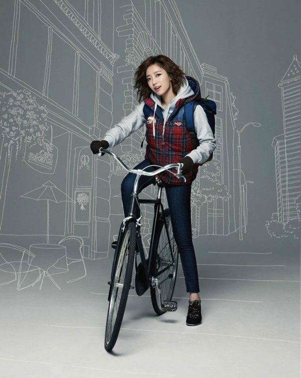 T-ara Eunjung SPRIS winter