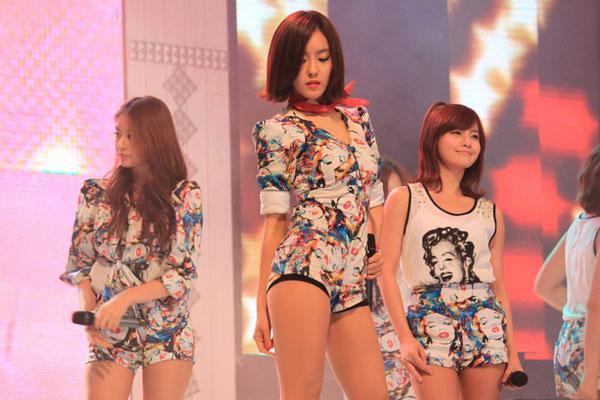 T-ara Jungnang Cultural Arts Festival