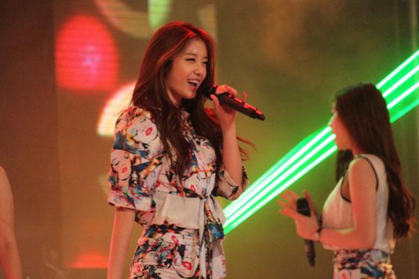 T-ara Jiyeon Jungnang Cultural Arts Festival