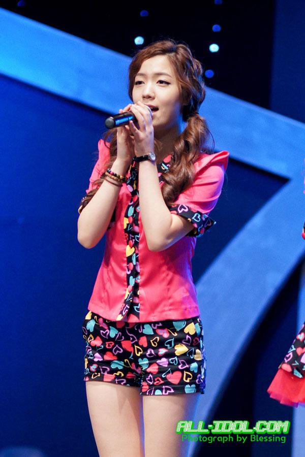 T-ara Hwayoung Korea Serious Game Festival