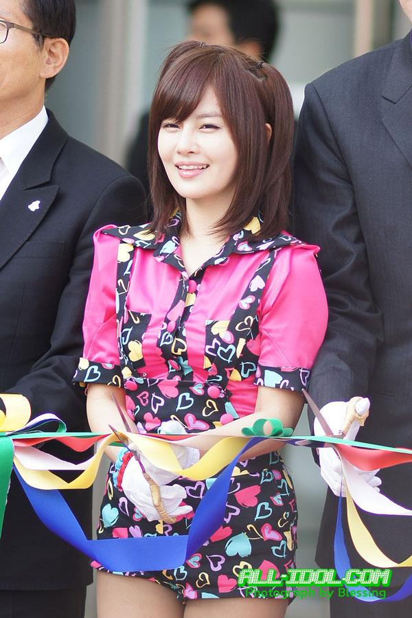T-ara Boram Korea Serious Game Festival