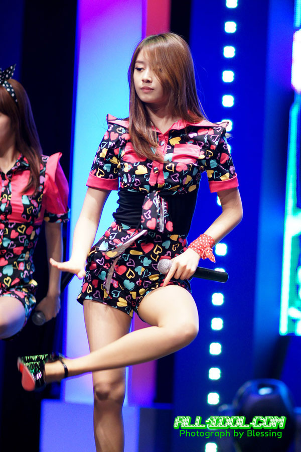 T-ara Jiyeon Korea Serious Game Festival