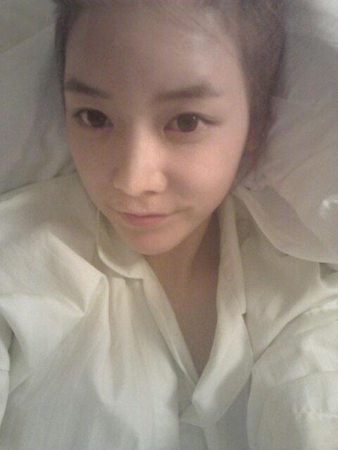 T-ara Soyeon birthday selca