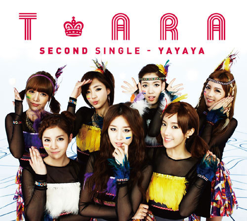 T-ara YaYaYa Japanese single
