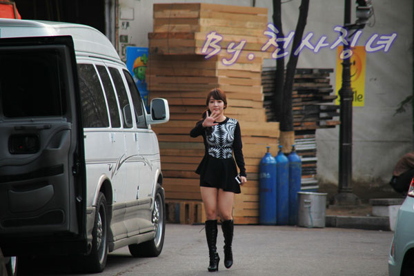 T-ara Soyeon leaving SBS Inkigayo