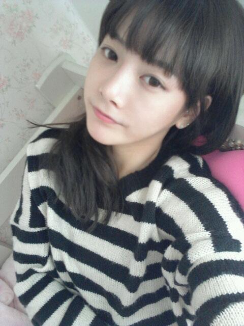 T-ara Soyeon November selca