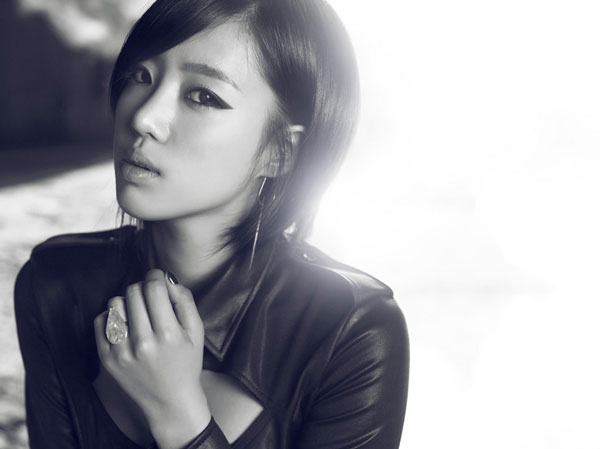 T-ara Eunjung Cry Cry Lovey Dovey