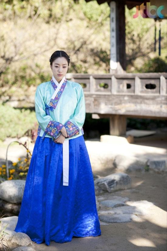 T-ara Eunjung Queen Insoo drama