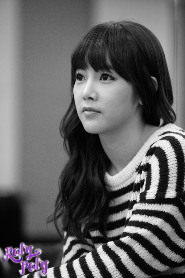 T-ara Jiyeon Roly Poly Musical