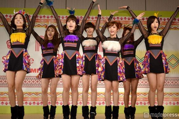 T-ara Yayaya Japanese showcase