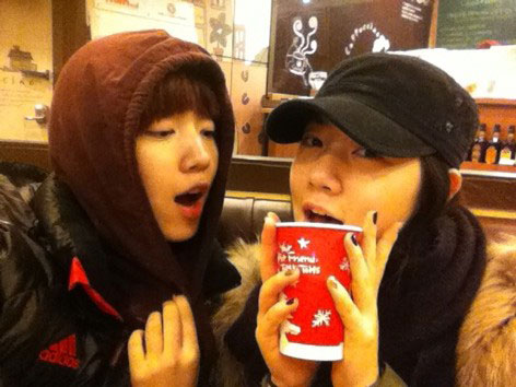 T-ara Hwayoung twin sister Hyoyoung