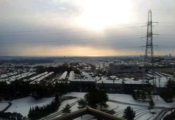 T-ara Hyomin snowy photography