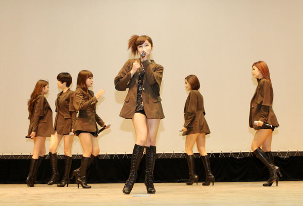 T-ara Korean Air Force