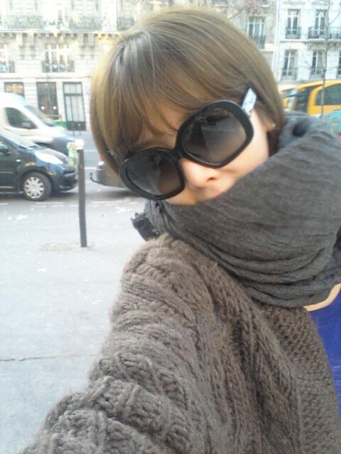 T-ara Soyeon Paris