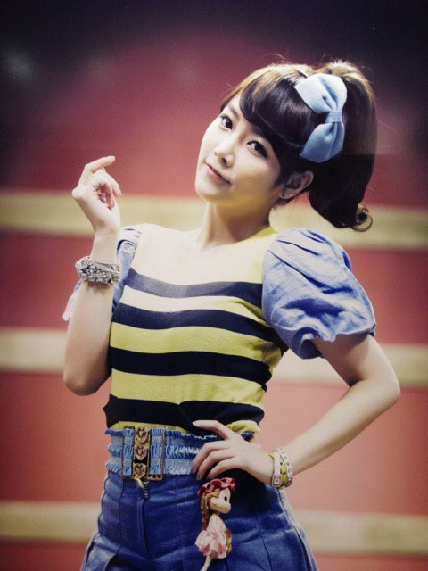 T-ara Soyeon Roly Poly Japan