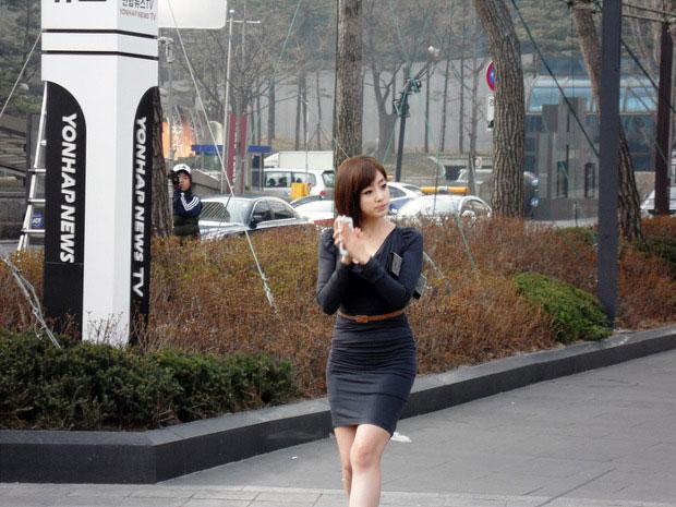 T-ara Eunjung Daewoo securities CF