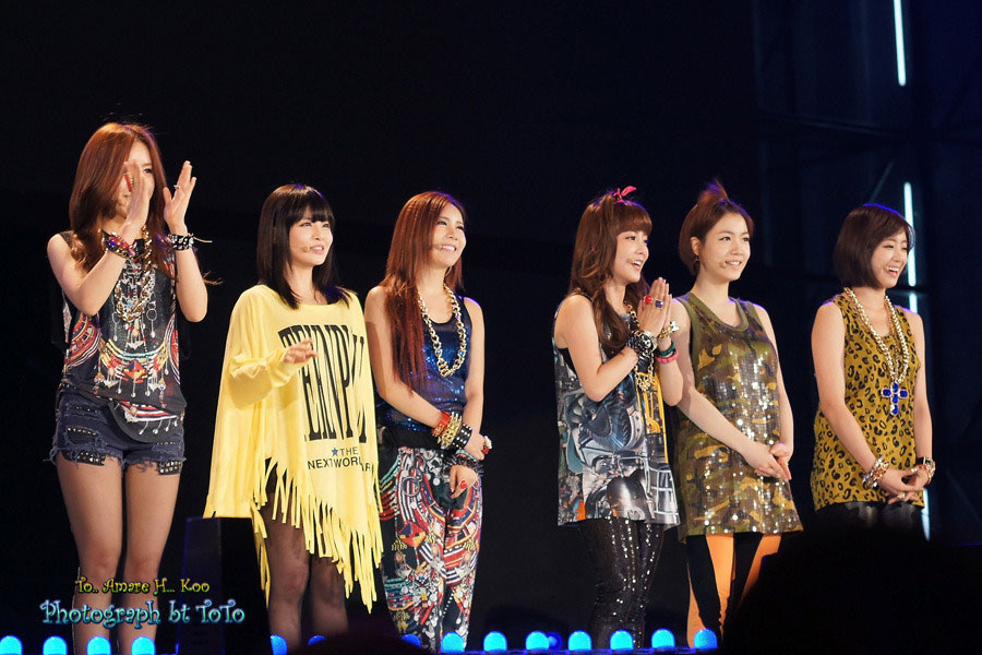 T-ara Korean K-Collection Concert