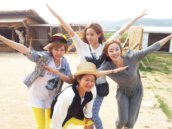 T-ara Hyomin Invincible Youth 2