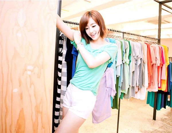 T-ara Eunjung Gmarket Star Shop