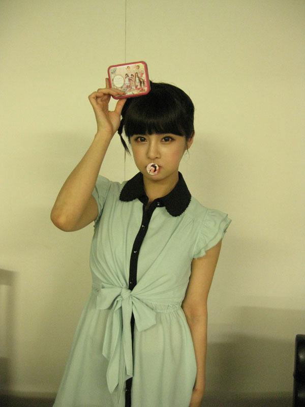 T-ara Boram Japanese concert souvenir
