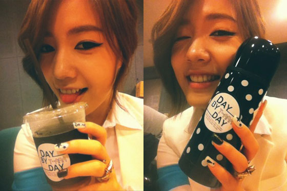 T-ara Hwayoung Day By Day gifts
